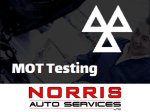 Trowbridge MOT Testing at Norris Auto Services
